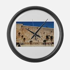 Western Wall (Kotel), Jerusalem, Large Wall Clock