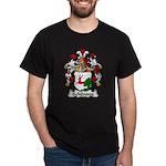 Schoning Family Crest Dark T-Shirt