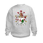 Schoning Family Crest Kids Sweatshirt