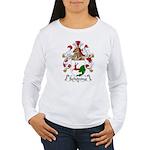 Schoning Family Crest Women's Long Sleeve T-Shirt