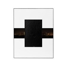 NIght Panoramic of New York City Picture Frame