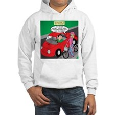 Electric Car Fix Hoodie