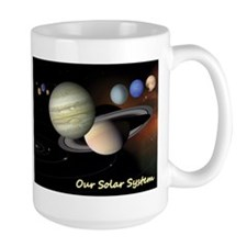 Our Solar System Mugs