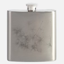 Ethereal Magnolia Blossoms Flask