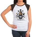Schoneck Family Crest  Women's Cap Sleeve T-Shirt
