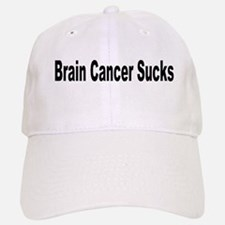 Brain Cancer Sucks Baseball Baseball Cap