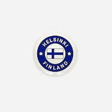 Helsinki Mini Button