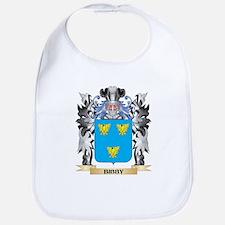 Bibby Coat of Arms - Family Crest Bib