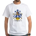 Schonau Family Crest White T-Shirt
