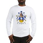 Schonau Family Crest Long Sleeve T-Shirt