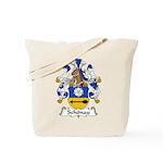 Schonau Family Crest Tote Bag