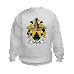 Schoch Family Crest Kids Sweatshirt