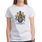 Schnabel Family Crest Women's T-Shirt