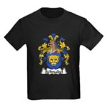 Schnabel Family Crest Kids Dark T-Shirt