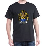 Schmitz Family Crest  Dark T-Shirt