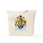 Schmitz Family Crest  Tote Bag