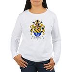 Schmitz Family Crest  Women's Long Sleeve T-Shirt