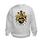 Schmit Family Crest  Kids Sweatshirt