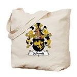 Schmit Family Crest  Tote Bag