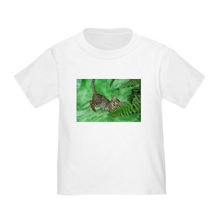 Bengal Kitten Toddler T-Shirt