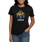 Schmeling Family Crest Women's Dark T-Shirt