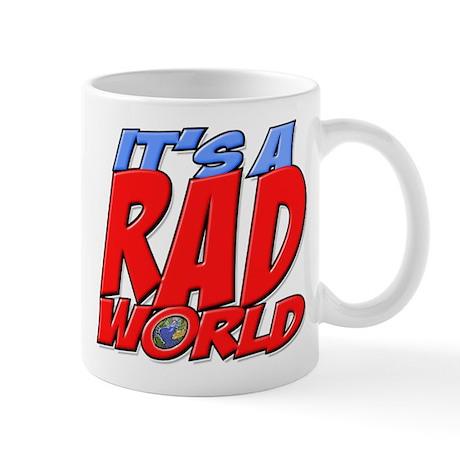 It's A Rad World Mug