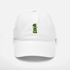 Hole in One green Baseball Baseball Cap