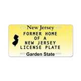 New jersey License Plates