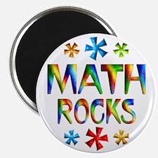 "Math Rocks! 2.25"" Magnet (10 pack)"