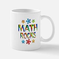 Math Rocks! Mug
