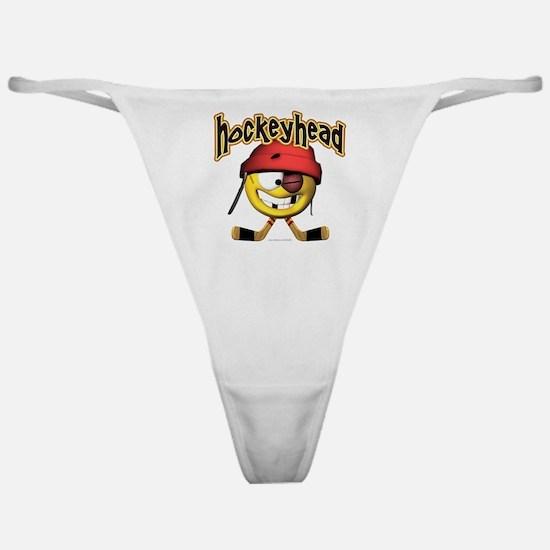 HockeyHead... Classic Thong