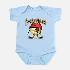 HockeyHead... Infant Bodysuit