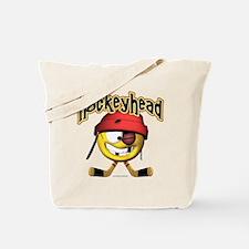 HockeyHead... Tote Bag
