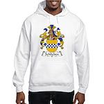 Schlieben Family Crest Hooded Sweatshirt