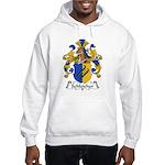 Schleicher Family Crest Hooded Sweatshirt
