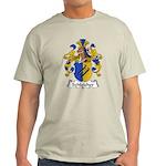 Schleicher Family Crest Light T-Shirt