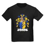 Schleicher Family Crest Kids Dark T-Shirt