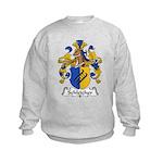Schleicher Family Crest Kids Sweatshirt