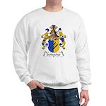 Schleicher Family Crest Sweatshirt
