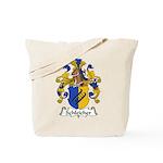 Schleicher Family Crest Tote Bag