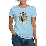 Schleicher Family Crest Women's Light T-Shirt