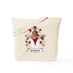 Schleich Family Crest Tote Bag
