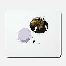 Airborne soldier Mousepad