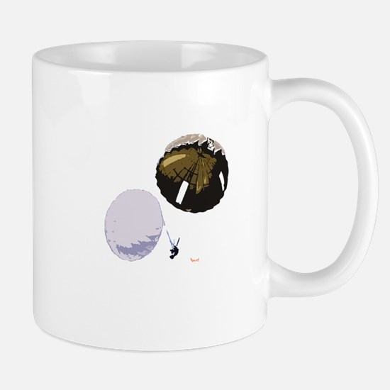 Airborne soldier Mugs