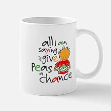 peasachance.jpg Mugs