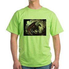 Dragon In Cave T-Shirt