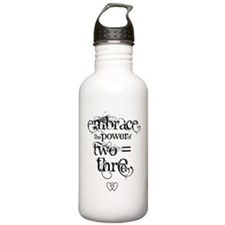 Cute Scientists and mathematicians Water Bottle