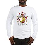 Schlaff Family Crest Long Sleeve T-Shirt