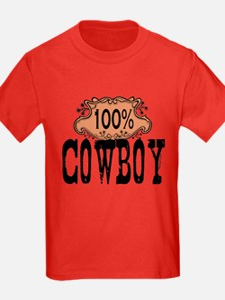 100% Cowboy T