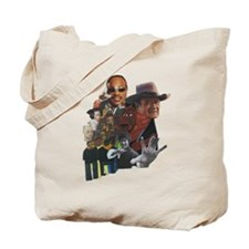 Hard Working Men in Show Business Tote Bag